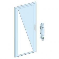 08134 - glass door W600 12M Prisma G IP40, Schneider Electric