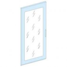 08336 - glass door + frame W600 23M Prisma G IP55, Schneider Electric