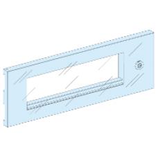 08378 - IP55 4-module partial Tego door for 11-27 module enclosures, Schneider Electric
