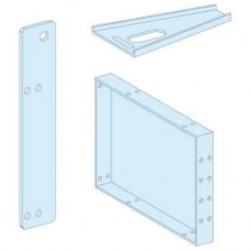 08392 - 1 lateral plinth support H150 Prisma G IP55, Schneider Electric