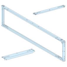 08406 - Prisma P framework W = 650 mm D = 400 mm, Schneider Electric