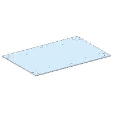 08436 - IP30 plain roof W = 650 mm D = 400 mm, Schneider Electric