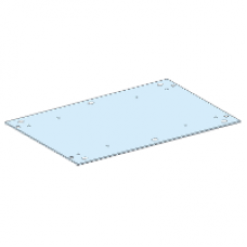 08438 - IP30 plain roof W = 800 mm D = 400 mm, Schneider Electric