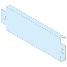 08720 - side plates for plinth (2) D = 400 mm, Schneider Electric