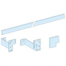 08819 - flush-mounting kit for W600 H6-18M encl/G IP30, Schneider Electric