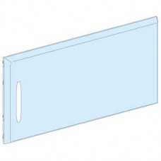 08850 - partial door for wall-mounted or floor-standing enclosure 6-module, Schneider Electric