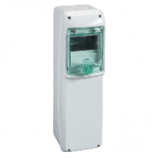 13189 - Kaedra - versatile for power outlet - 1 x 5 modules - 138 x460 mm, Schneider Electric
