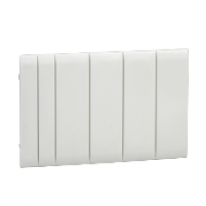 13940 - blanking plate - set of 10 x 5 modules, Schneider Electric