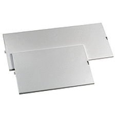 13944 - plain front plate - 12 modules, Schneider Electric