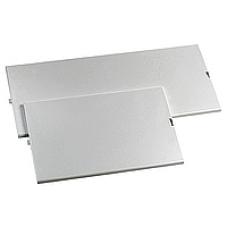 13945 - plain front plate - 18 modules, Schneider Electric