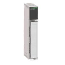 140ACO02000 - analog output module Modicon Quantum - 4 O - 4..20 mA 12 bits bipolar current, Schneider Electric
