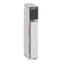140ACO13000 - analog output module Modicon Quantum - 8 O multirange, Schneider Electric