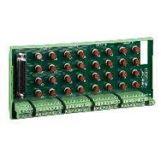 140CFI00800 - ANALOG INPUT BLOCK NON-FUSED, Schneider Electric