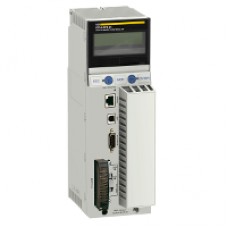 140CPU67861 - Unity Hot Standby processor with single mode Ethernet - 11 MB - 266 MHz, Schneider Electric