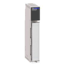 140DDM69000 - discrete I/O module Modicon Quantum - 4 I - 125 V DC - 4 O solid state, Schneider Electric