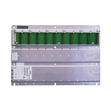 140XBP01000 - Modicon Quantum - racks backplanes - 10 slots, Schneider Electric