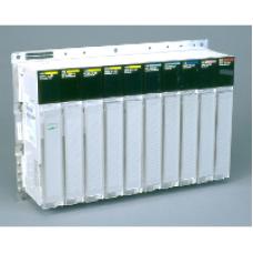 140XBP01000C - Modicon Quantum - racks backplane - 10 free slots - for I/O modules, Schneider Electric