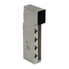 140XCP50000 - Modicon Quantum - dummy module without terminal block - for discrete I/O module, Schneider Electric