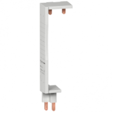 14909 - Vertical comb busbar 1P+N 80A distance 125mm, Schneider Electric