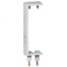 14910 - Vertical Comb Busbar 1P+N 18mm distance 125mm, Schneider Electric