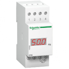 15208 - modular frequency meter 20 to 100 Hz iFRE - 230V, Schneider Electric