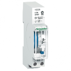 15335 - Acti 9 - IH - mechanical time switch - 24 h - without memory, Schneider Electric