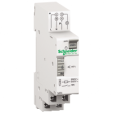 15363 - Acti 9 - MIN - electromechanical timer - adjustable from 1 to 7 minutes, Schneider Electric