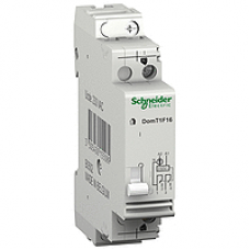 15508 - Impulse relay - 1P - 1NO - 16A - coil 230 V AC, Schneider Electric