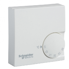 15870 - Multi 9 - TH - wall mounted thermostat, Schneider Electric