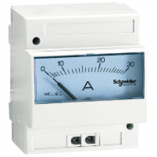 16030 - modular analog ammeter without scale iAMP - 0..2000 A, Schneider Electric