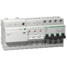 16306 - Combi SPU - circuit breaker with integrated overvoltage protection 3P + N 32A, Schneider Electric