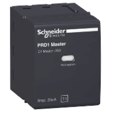 16314 - cartridge C1 Master-350 for surge arrester PRD1 Master, Schneider Electric