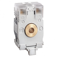 16551 - Cylinder Ø 12.5 mm - for current transformer TI, Schneider Electric