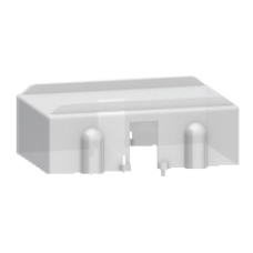 16552 - sealable cover 61 x 46 x 25 mm - for current transformer TI, Schneider Electric