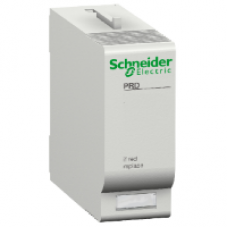 16580 - cartridge for surge arrester - C65r - 440 - 230 V - 20 kA, Schneider Electric