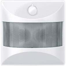 MTN572825 - ARGUS 180 flush-mounted sensor module w. switch active white glossy System M, Schneider Electric