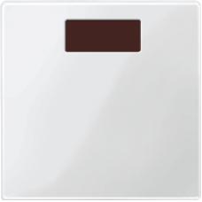 MTN577919 - TELE sensor cover polar white glossy System M, Schneider Electric