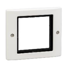 MTN578119 - ARGUS 180 flush-mounted sensor module polar white Aquadesign, Schneider Electric
