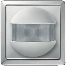 MTN578646 - ARGUS 180 flush-mntd sensor mod. varn. stainless steel Artec/Trancent/Antique, Schneider Electric