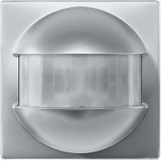 MTN578660 - ARGUS 180 flush-mounted sensor module aluminium Artec/Trancent/Antique, Schneider Electric