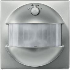 MTN579546 - ARGUS 180 flush-mntd sensor mod. w. switch varn. ss. Artec/Trancent/Antique, Schneider Electric