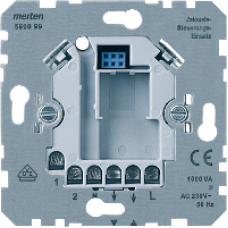 MTN580699 - Blind control insert with extension input 1000 VA, Schneider Electric