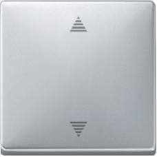 MTN584219 - Blind push-button polar white Artec/Trancent/Antique, Schneider Electric