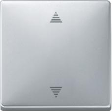 MTN584244 - Blind push-button white Artec/Trancent/Antique, Schneider Electric