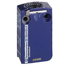 ZCMD25 - limit switch body ZCMD - 1NC+1NO - silver - slow-break, Schneider Electric