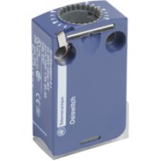 ZCMD37 - limit switch body ZCMD - 2NC+1NO - silver - slow-break, Schneider Electric