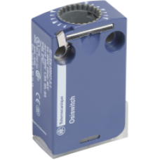 ZCMD39 - limit switch body ZCMD - 2NC - silver - snap action, Schneider Electric