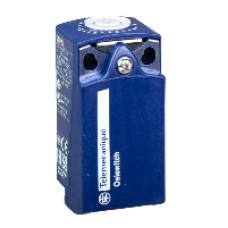 ZCP26 - limit switch body ZCP - compact - 1NC+1NO - slow-break, Schneider Electric