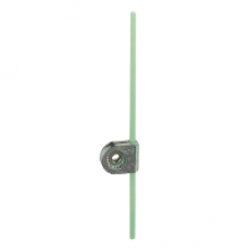 ZCY59 - limit switch lever ZCY - thermoplastic round rod lever 6 mm L = 200 mm, Schneider Electric