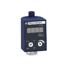 ZMLPA1N2SH - Display & switch ZMLP - 24VDC - 4..20 mA - NPN - hysteresis - M12, Schneider Electric